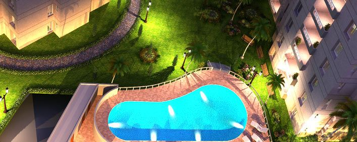 Swimming Pool ( Breathtaking Views )