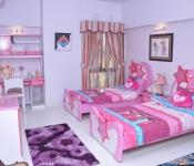 Children Bedroom (Actual Footage)