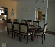 TV Lounge + Dining Area (Actual Footage)